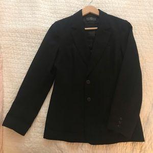 Levi Strauss Black Jacket Blazer